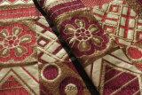 古典的なパターン家具製造販売業のシュニールのソファーファブリック(FTH31142)