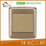 Hoogste Kwaliteit 3 de Universele ElektroContactdoos van de Speld met Ce- Certificaat