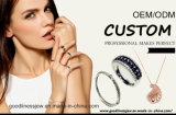Boucle argentée des femmes 925 spéciaux directs de vente d'usine de bijou de la Chine (R10965)
