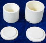 Vaso di ceramica del laminatoio del corindone del POT del laminatoio di sfera dell'allumina di 99%