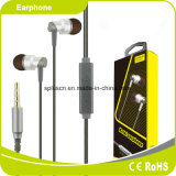 Xiaomi iPhoneおよびSamsungのための高品質3.5mmのハイファイ耳のイヤホーン
