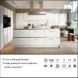 De witte MDF van de Lak Glanzende Keukenkast van de Deur (FY257)