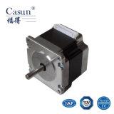 Motor de pasos liso del funcionamiento NEMA23 (los 57SHD0112-25M) con la certificación del Ce, híbrido motor de paso de progresión de 1.8 grados para la máquina industrial