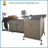 fornace funzionante continua del riscaldamento di induzione di pezzo fucinato della barra 80kw