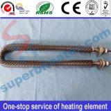 Elementos de aquecimento tubulares Finned das aletas do calefator