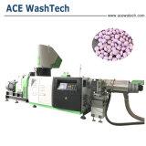 El reciclaje de plástico PP PE Granulator Anillo de agua