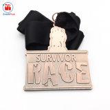 De Medaille van de Afwerker van het Ras van de Overlevende van de douane