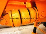 Hydraulischer Typ 3 Wellen-Behälter-Speicherauszug-halb Schlussteil