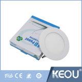 Le SMD2835 Fabricant panneau LED Epistar 3W à 24W