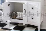 Cabina de madera de la vanidad del cuarto de baño del diseño moderno de China (ACS1-W84)