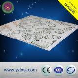 Plastik verziert Blatt-Decke Belüftung-Decken-Fliesen