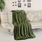 Super suave y sedoso Extra cálida Manta de cama ligera