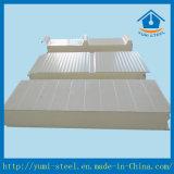 Полиуретан PU стены Сэндвич панели для холодной комнаты/системы забора воздуха