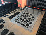 Tipo máquina da tabela de estaca do CNC do plasma, máquina de estaca do metal do plasma