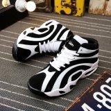 Großverkauf-bereift MITTLERER Schnitt-Basketball-Luft-Unisexsport Basketball-Schuhe