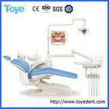 새 모델 치과의사 처리를 위한 치과 의자 단위
