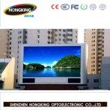 Tablilla de anuncios a todo color al aire libre impermeable de LED P10