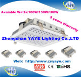 Yaye 18 Ce/RoHS/Meanwell/Bridgelux/ライト3/5年の保証60With90With120With150W LEDの給油所