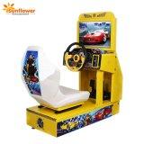 заводская цена Автогонки Acade электронными играми медали работает во время движения автомобиля видео игр Симулятор игры машины