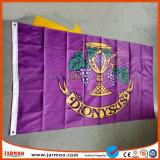 Горячие продажи коммерческих спортивных мероприятий Professional пользовательские флаги