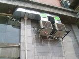 Dispositivo di raffreddamento evaporativo industriale della palude del ventilatore del condizionatore d'aria di umidità