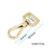 Crochet chaud de rupture d'émerillon en métal de vente pour le sac de collier de laisse (HS6137)