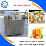 Homogeneizador y pasteurizador para la leche