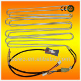 Personnaliser le tube en aluminium de haute qualité chauffage avec UL, CE, TUV