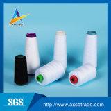 Un filato cucirino industriale filato 100% dei 302 di colori del rullo del filato cucirino del poliestere fornitori del filato cucirino