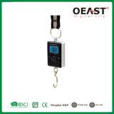 LCD 디지털 휴대용 전자 훅 가늠자 거는 수화물 무게 가늠자 10g/40kg Ot6510