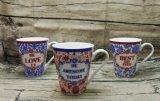 Tazza di ceramica di amore bello promozionale