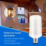 새로운과 최신! 효력 화재 빛 LED 전구 동적인 이동하는 프레임 경경 램프