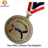 Vergoldung-Gymnastik-Medaillen für Sport-Aktivität