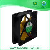 Ventilateur ventilateur double, lits jumeaux, UL avec du jaune à rotor de ventilateur