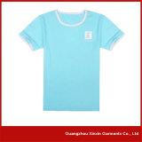 男性(R152)のための方法丸首の不足分の袖のTシャツ