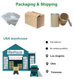 Fabrik-auf lager Qualität Nootropics API 99% Raubasine CAS 483-04-5 Puder-Preis