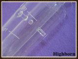Produtos vidreiros personalizados alta qualidade do Borosilicate por o desenho