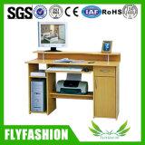 단순한 설계 나무로 되는 컴퓨터 책상 (PC-08)