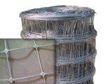 Rete fissa file galvanizzata Caldo-Tuffata della rete metallica per le pecore ed il cavallo