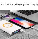 Chargeur sans fil de côté universel de pouvoir de Qi pour le téléphone cellulaire