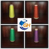 Filati filati poliestere colorati per filare