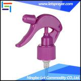 24/410 Mini-Pump água plástica direita na cabeça do Pulverizador