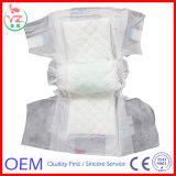 Marca de fábrica de la estrella del Q-Bebé hecha en la talla maxi no 4 10PCS de los pañales del bebé de China