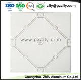 Sofisticado Material de construcción simple placa del techo de aluminio con ISO9001