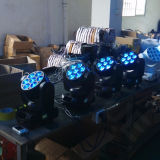 Fascio 7X15W RGBW 4 in 1 testa mobile LED