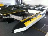 Liya Racing Rápido China Alta Velocidad inflables de Hypalon Barco (KS335)