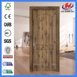 Porta de balanço dobro plástica para a porta revestida comercial da placa do PVC da porta do PVC