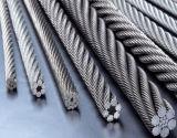 fune metallica dell'acciaio inossidabile 1X37