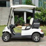 2 Seaters электрического поля для гольфа пассажира автомобиля