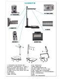 Scanner S520 de document d'appareil-photo de côté, scanner de ROC et scanner de carte d'identification